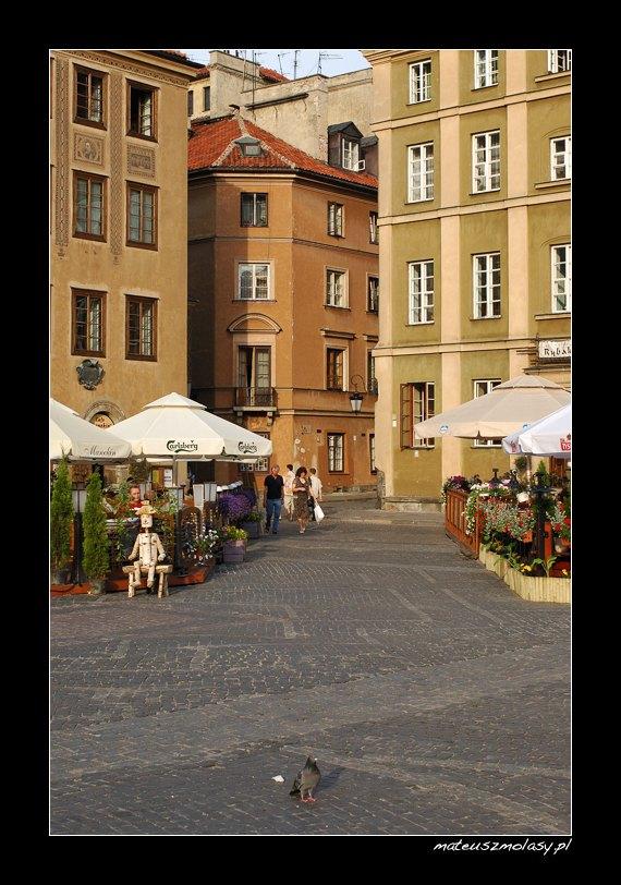 Rynek, Warszawa, Polska | Warsaw, Poland
