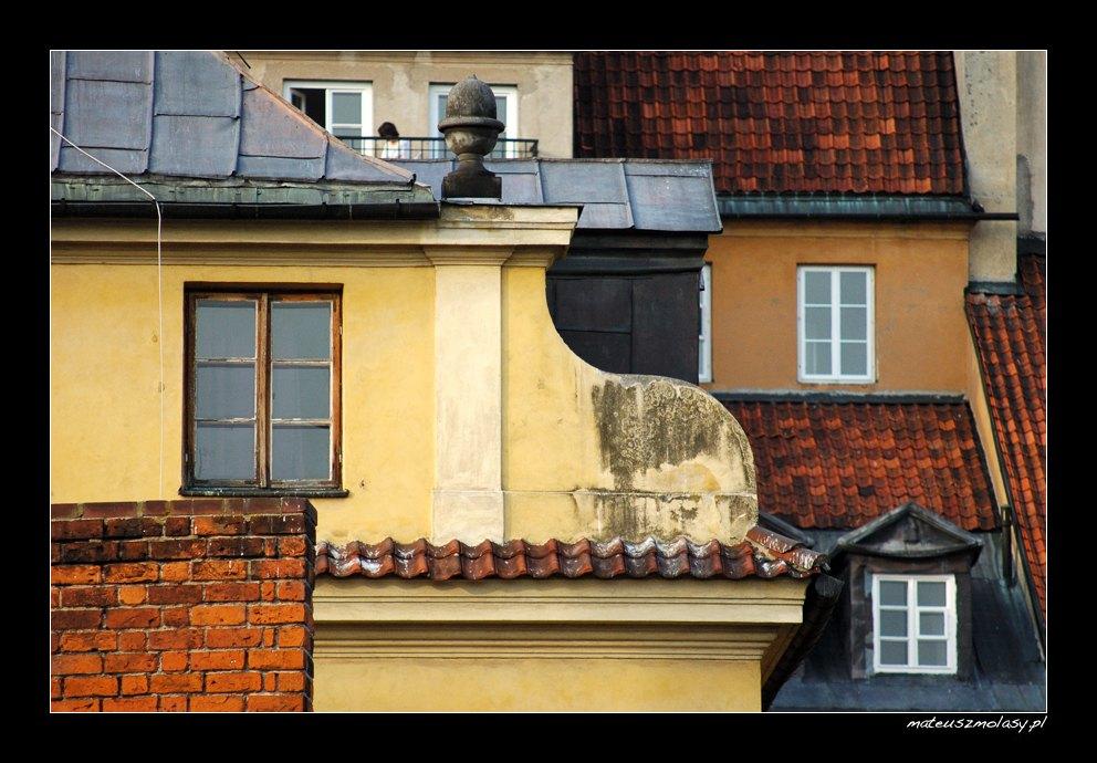 Stare Miasto, Warszawa, Polska | Old Town, Warsaw, Poland