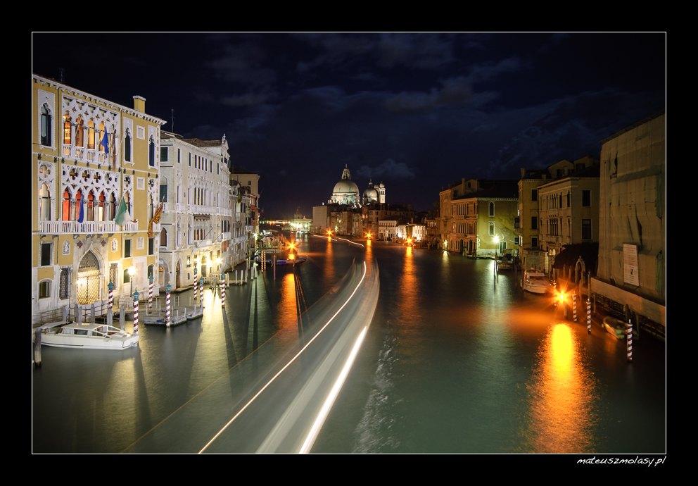 Wenecja nocą, Włochy | Venice by night, Italy