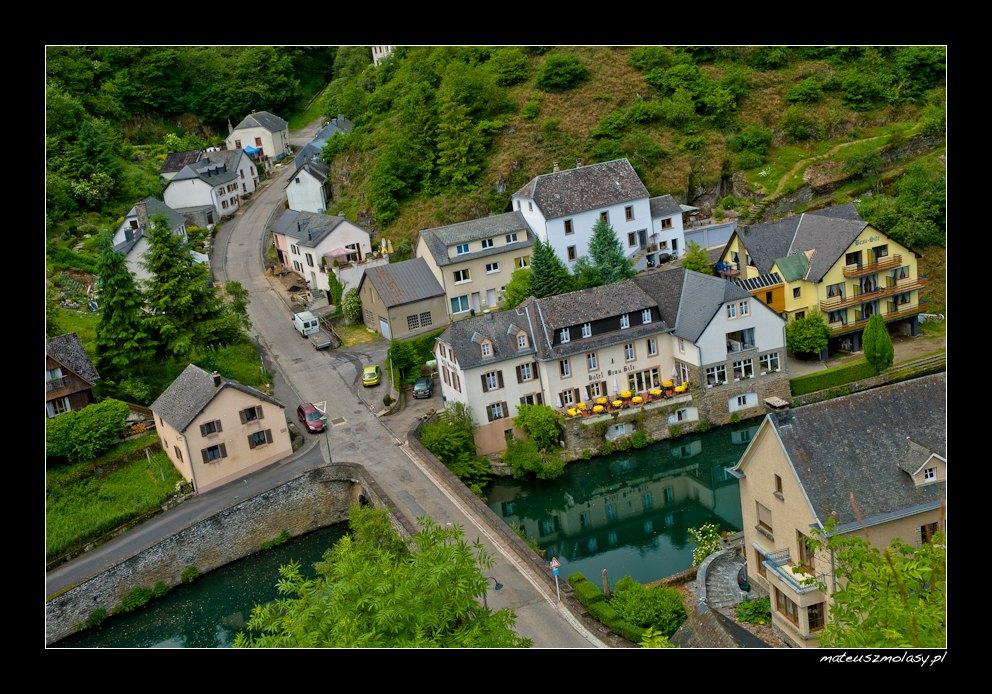 Esch-Sur-Sure, Luxembourg