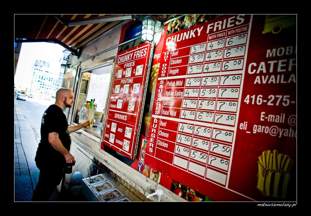 Chunky Fries, Toronto, Ontario, Canada