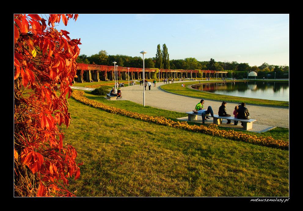 Park Szczytnicki, Wrocław, Polska