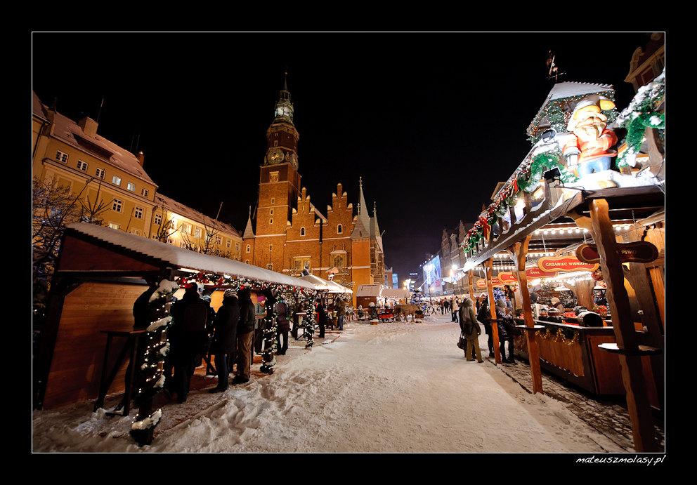 Rynek, Wrocław, Polska