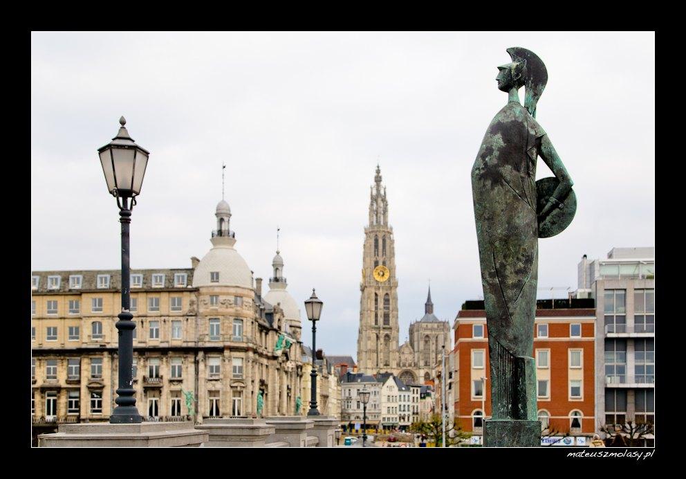 Antwerp, Antwerpen, Antwerpia, Belgium, Belgia