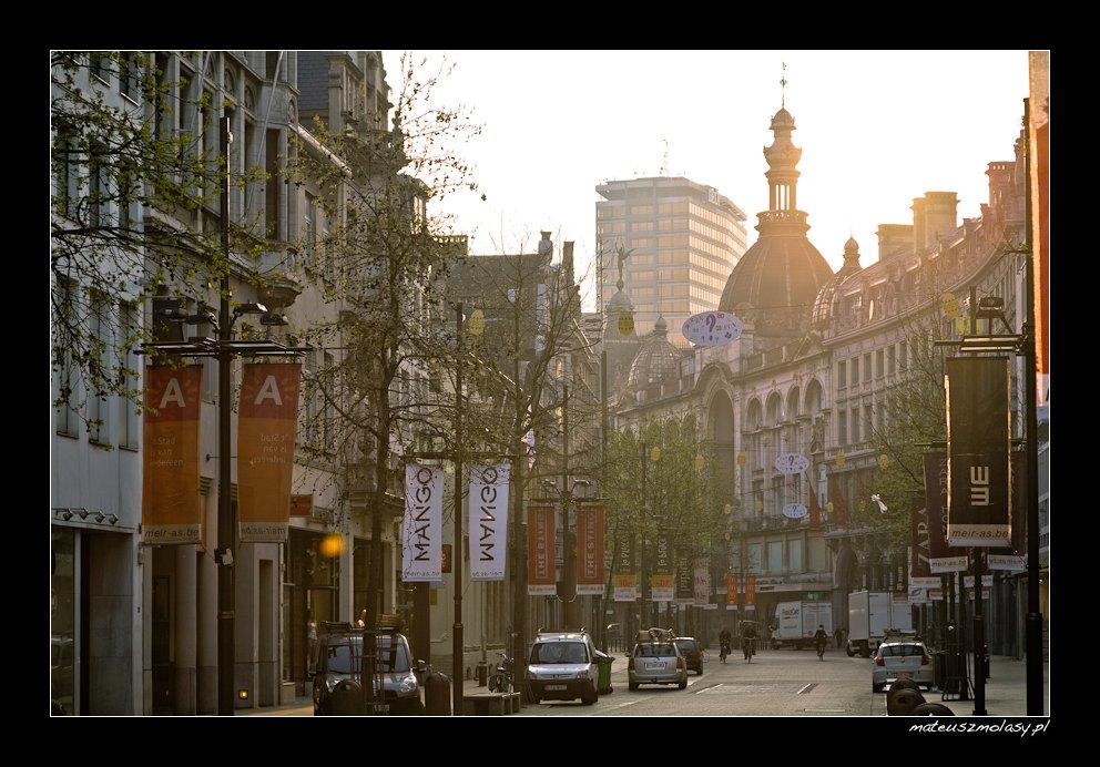 Meir, Antwerp, Antwerpen, Antwerpia, Belgium, Belgia
