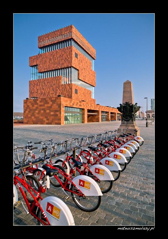 MAS, Museum aan de Stroom, Antwerp, Antwerpen, Antwerpia, Belgium, Belgia