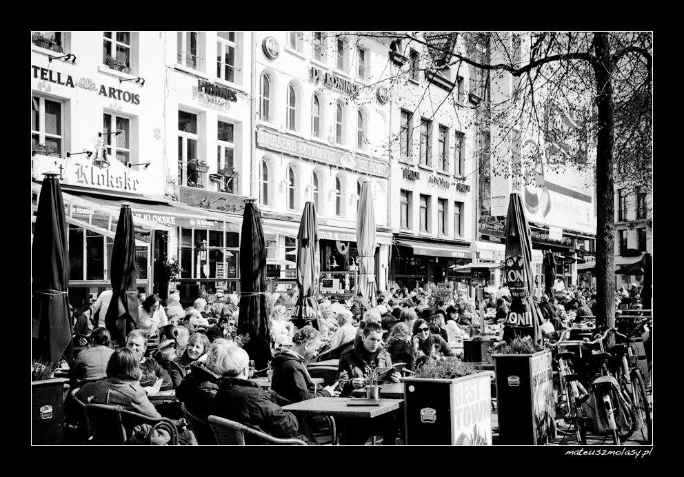 Groenplaats, Antwerp, Antwerpen, Antwerpia, Belgium, Belgia