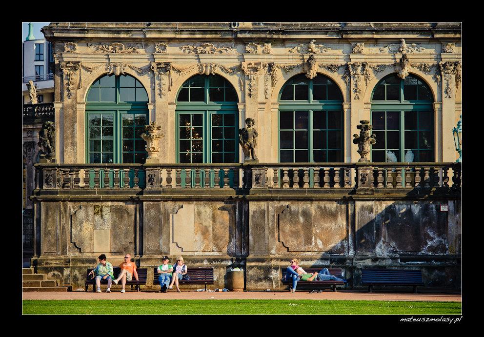 Zwinger, Dresden, Germany, Deutschland