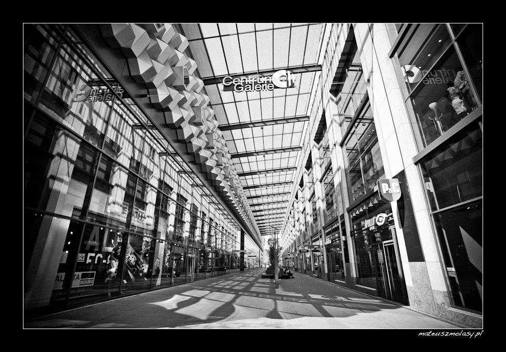Centrum Galerie, Dresden, Germany, Deutschland