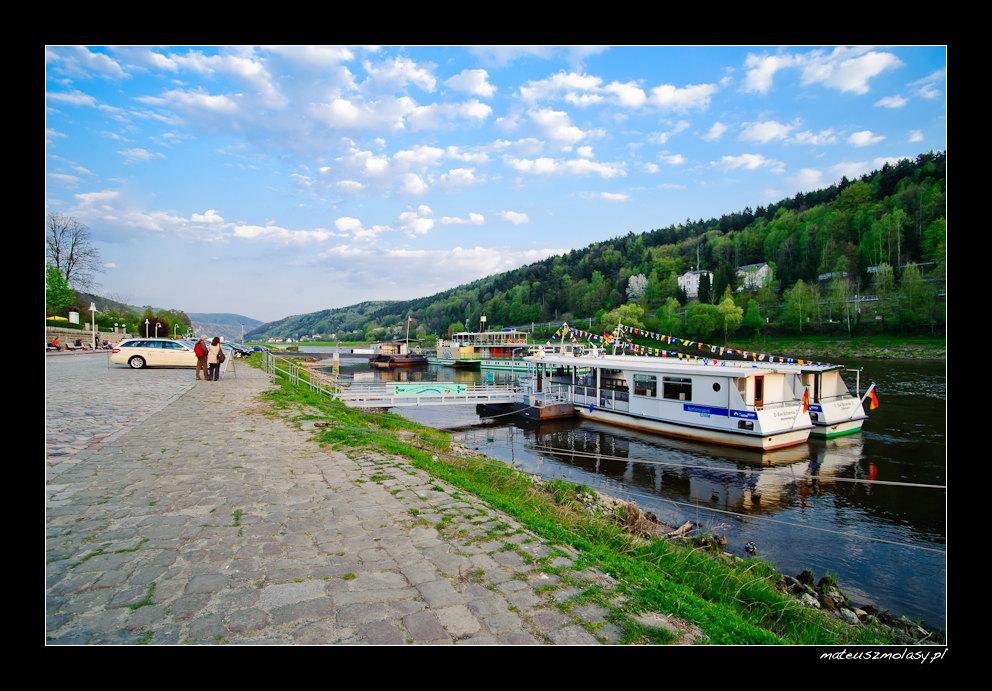 Bad Schandau, Saxon Switzerland, Germany | Bad Schandau, Saechsische Schweiz, Deutschland