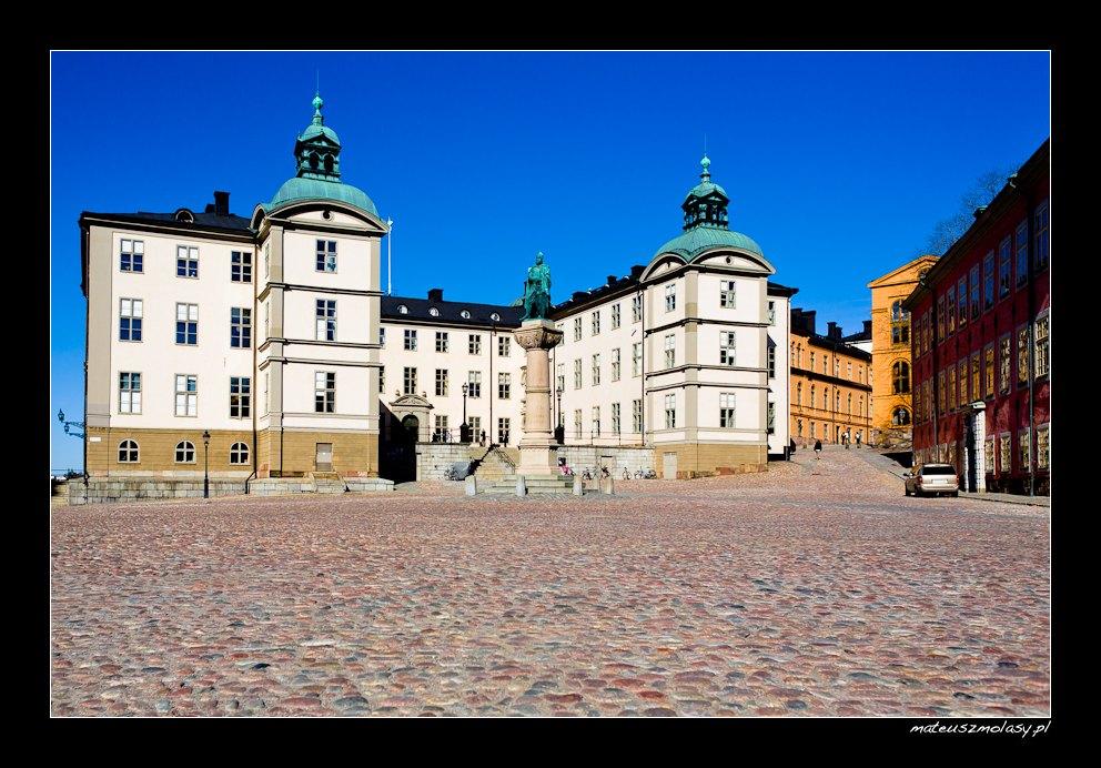 Riddarholmen | Sztokholm, Szwecja | Stockholm, Sweden