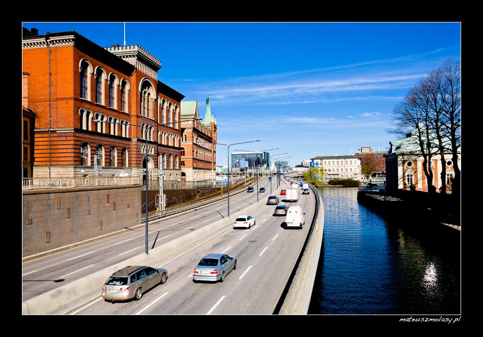 Klarastrandsleden | Sztokholm, Szwecja | Stockholm, Sweden