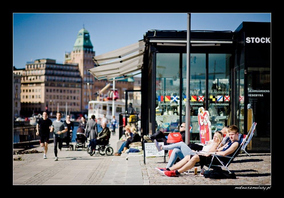 Strandvagen | Sztokholm, Szwecja | Stockholm, Sweden