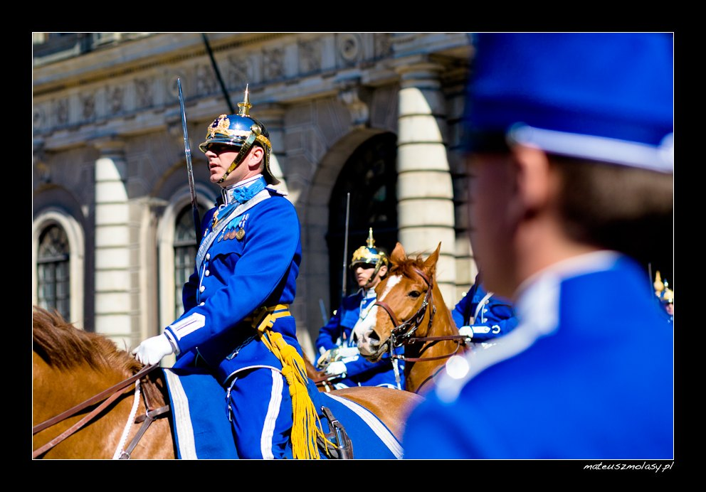 Zamek Królewski, Stare Miasto, Sztokholm, Szwecja | Tre Kronor, Gamla Stan, Stockholm, Sweden