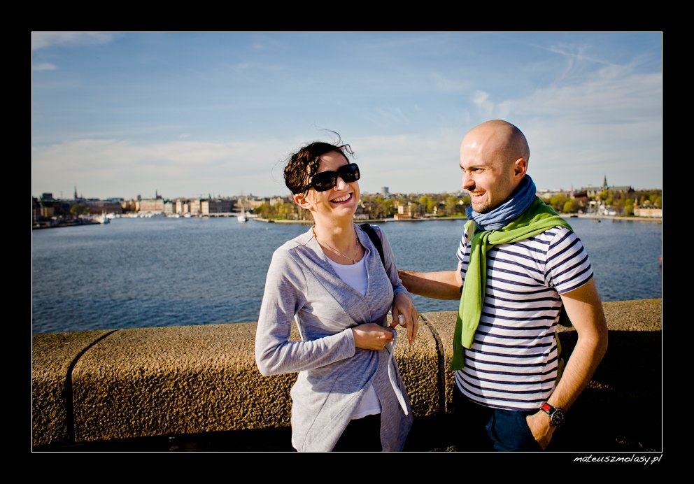 Stadsgardsleden | Sztokholm, Szwecja | Stockholm, Sweden