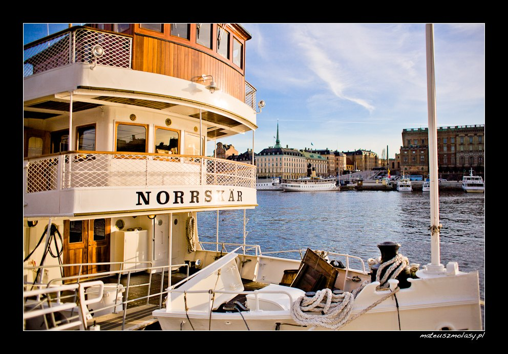 Norrskar | Stare Miasto, Sztokholm, Szwecja | Gamla Stan, Stockholm, Sweden