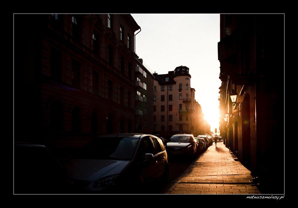 Riddargatan | Sztokholm, Szwecja | Stockholm, Sweden