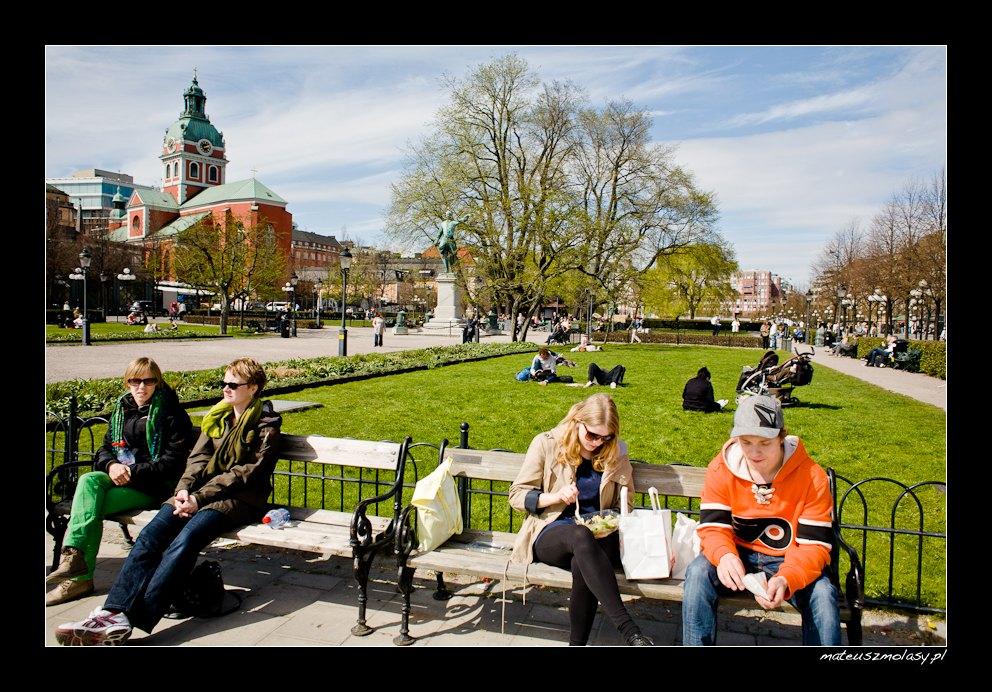 Kungstradgardsgatan | Sztokholm, Szwecja | Stockholm, Sweden