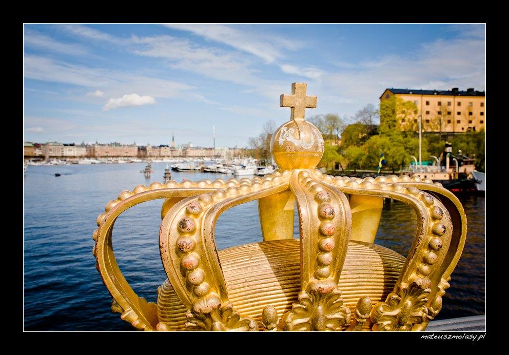 Skeppsholmsbron | Sztokholm, Szwecja | Stockholm, Sweden