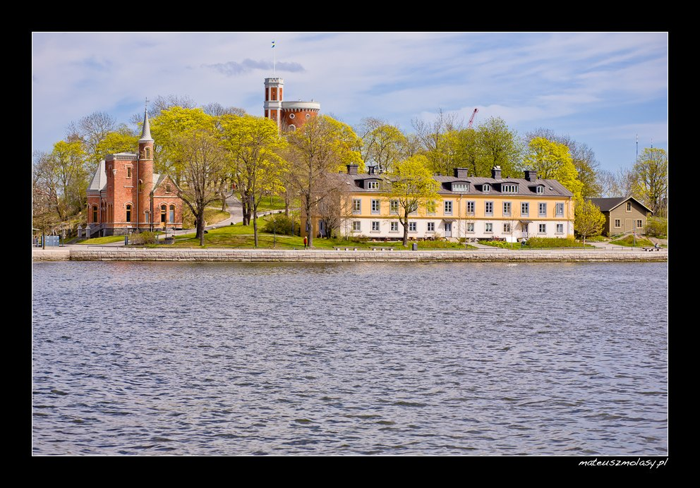 Skeppsholmen | Sztokholm, Szwecja | Stockholm, Sweden