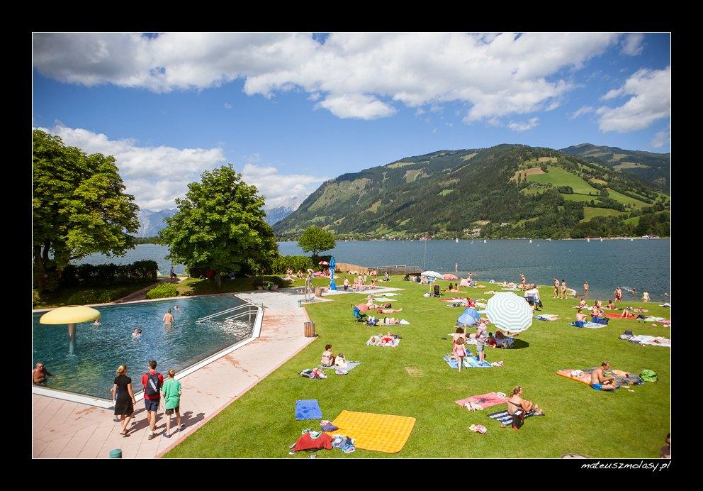 Zell am See, Tirol, Austria