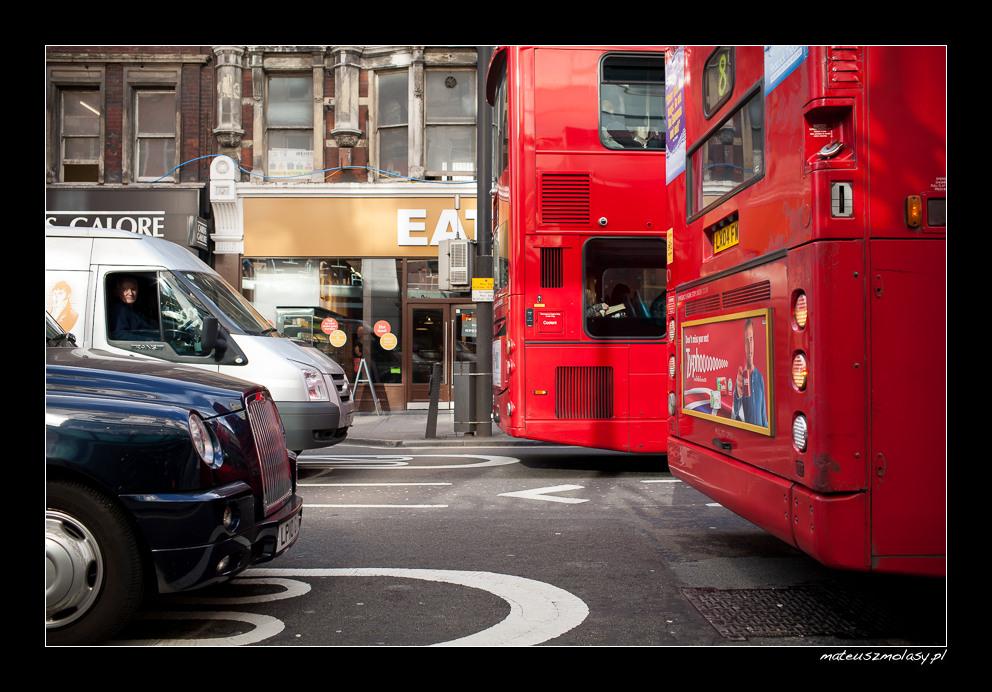 London, Doubledeckers