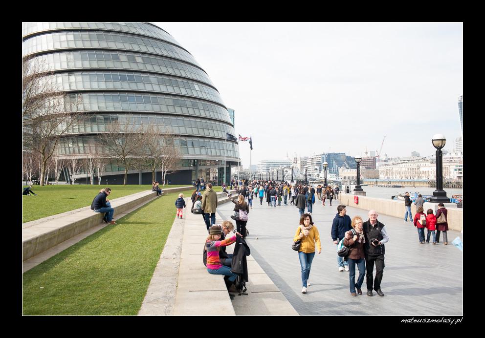 London, The Borough of Southwark, City Hall