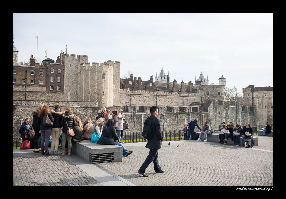The Tower of London