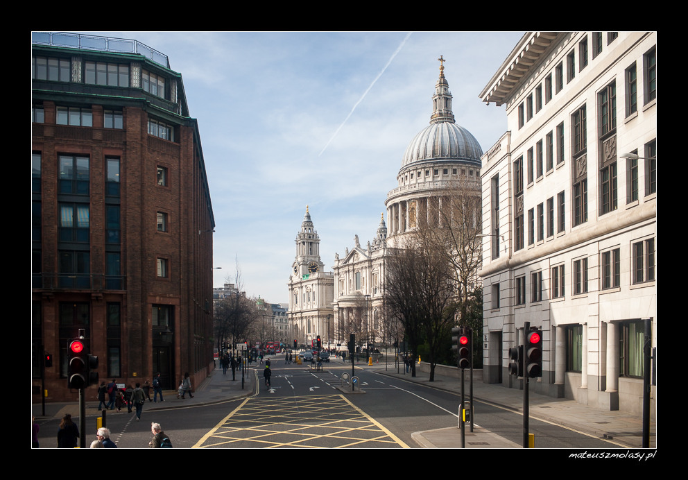 London, St Paul Cathedral