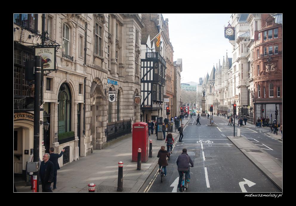 London, Newgate