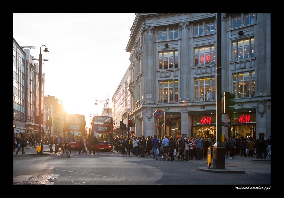 London, Oxford Circus