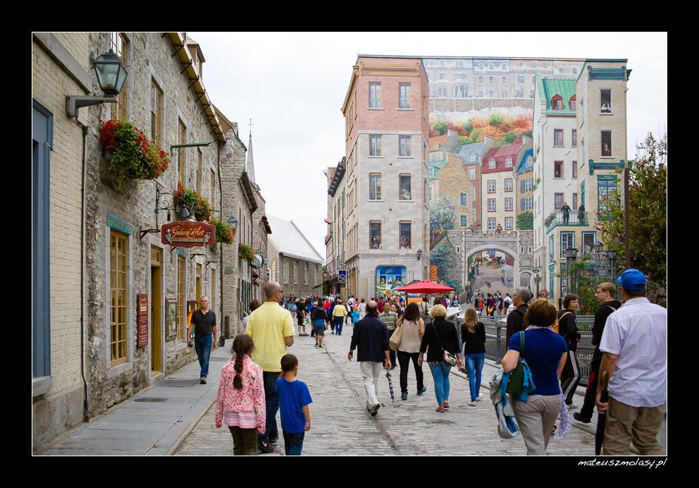 Quebec Old Town, Vieux Quebec