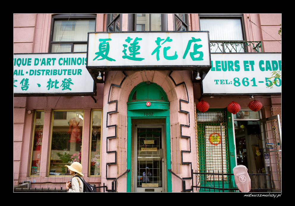 China Town, Montreal, Quebec